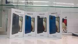 Samsung A12 RAM 4GB ROM 128GB