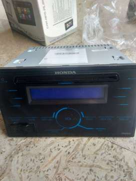 Honday City 1.5 CC DVD PLAYER NEW EXCELLENT CONDITION 10/10 PRCE FINAL