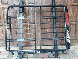 roof rack buzz rack tempat barang di bagasi atas mobil