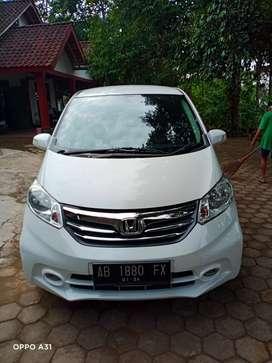 Honda Freed PSD th 2012 AB perawatan Honda Siap pake