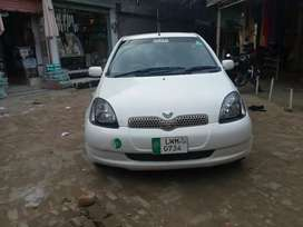 Vitz 2001 is up for sale