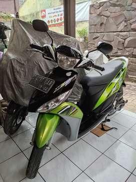 Yamaha Mio J Th 2012 Pajak panjang Siap Pakai Orisinil