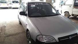 Cultus VXL for sale.  Power steering power windows very good condition
