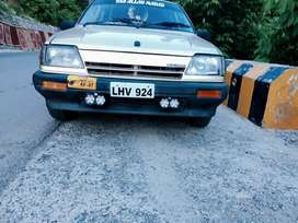 Tyr new family car good condition life time token petrol cng used