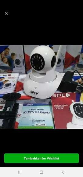 IP Cam CCTV Wifi Wireless Portable SPC Smart Babycam