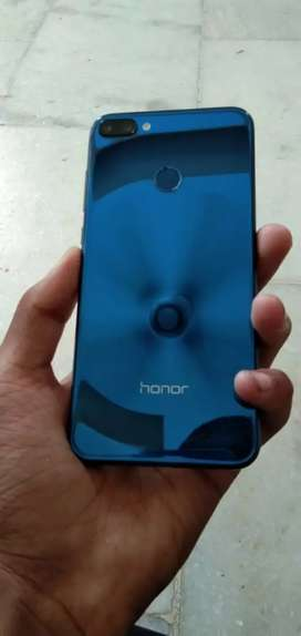Honor 9n   32 GB  SHINY BLUE
