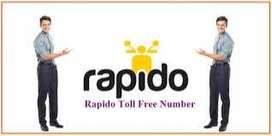"""K Rapido immediate recruitment for Bike taxi"""