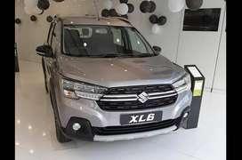 NEWLY LAUNCHED MARUTI SUZUKI XL6 PRIVET CAR