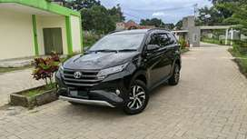 Toyota Rush G 2018 Manual M/T (Mulus)
