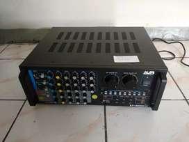 Amplifier dan Speaker