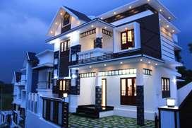 3 bhk villa Near Kakkanad Edachira Vikasavani,3Km from Infopark campus