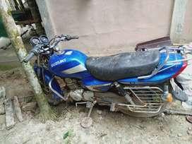 Old bike spoke wheels