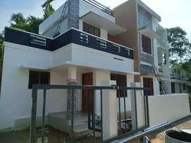 3 bhk 1200 sqft new build house at paravur aluva road karumallur