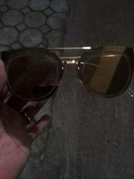 Jual kacamata lawas gaya merk Dior,original