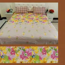 King Size Bed Sheets Beautiful prints
