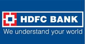 We are Hiring in HDFC BANK For Tinsukia Location