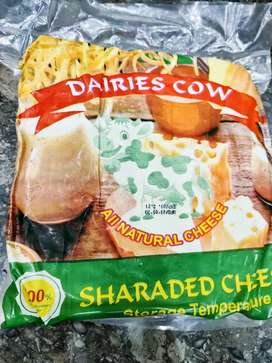 #1 Brand Dairies cow Crushed pizza cheese