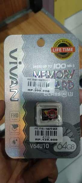 MMC VIVAN V64U10 64GB