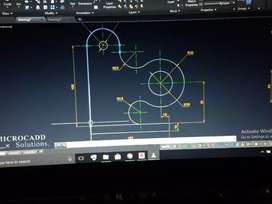 Auto Cad 2D Drafting