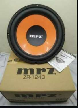 """subwoofer 12"""" double coil"""