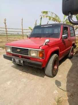 Chevrolet trooper diesel 4x4 th 84