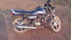 Good look  good condition bike