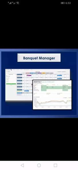 Event Management Software for Banquet Halls & Marquees