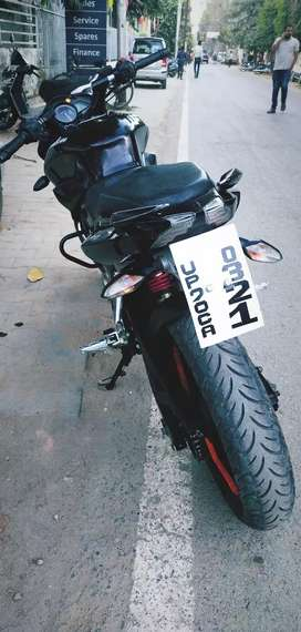 Bajaj pulsar 200NS mint condition with 2 free servicing