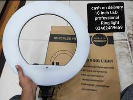 18 inch LED professional Ring light available in good price