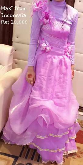 Ladies costumes for wedding events