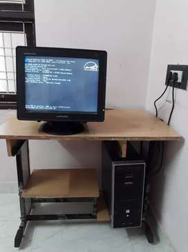 Computer in working conditions