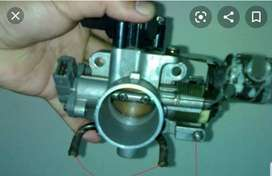 hyundai santro throttle body slightly used