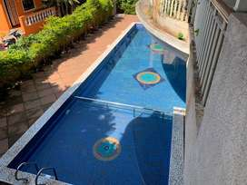 Spacious 1 bhk  fully furnished