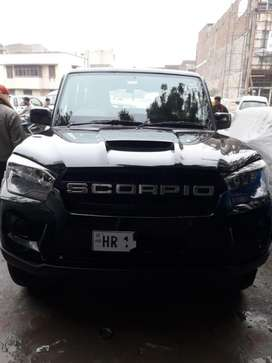 Mahindra Scorpio S5 Plus, 2019, Diesel