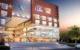 SHOP FOR SALE @ PRIME LOCATION OF MANJALPUR@ BARODA CITY MALL