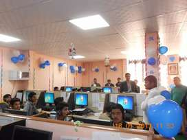 45 work station Fully furnished office space for rent gujar ki thadi