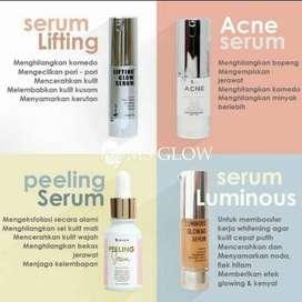 MS Glow Jatim-MS Glow Serum Acne 15ml Acne