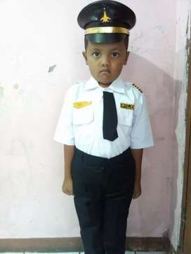 Seragam propesi anak pilot ( TK )
