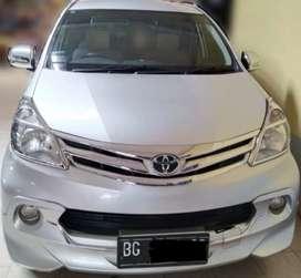 Toyota New Avanza Tipe G Luxury 1.3 Manual Th 2014 Silver murah #veloz