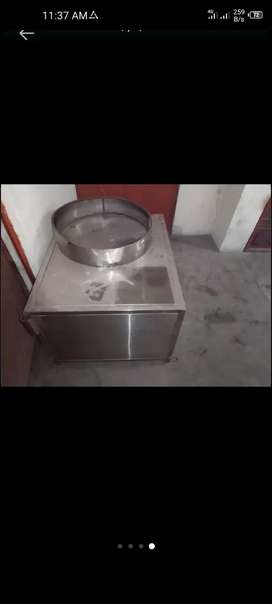 Steel counter price 10000