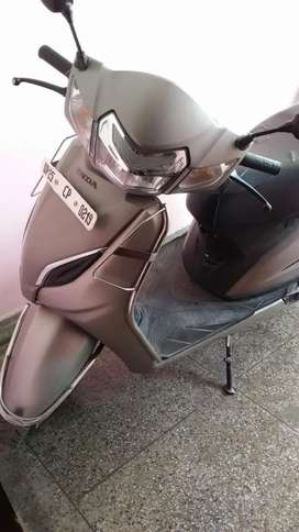 Honda Activa 5G new model 2019 model good condition urgent money