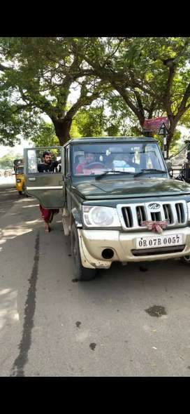 Mahindra Bolero Power Plus 2008 Diesel 80000 Km Driven