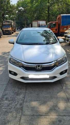 Honda City i-VTEC CVT V, 2017, Petrol