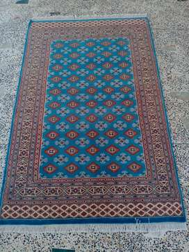 PAKISTANI SILK TOUCH JALDAAR HAND CRAFTED CARPET