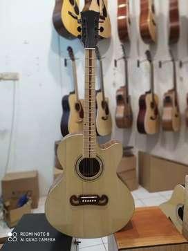 Gitar Akustik maple gibson model