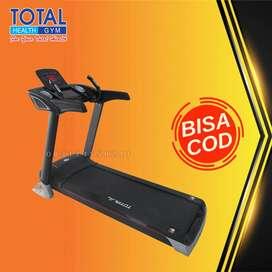 treadmill elektrik tl 155 treadmil 3 hp total COD Cilacap