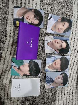 Samsung BTS cards