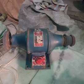 Heavy duty polishing/buffing motor 100% ok working never repaired