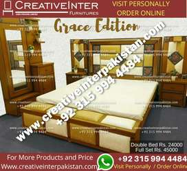 Bricks Bed Double beautiful furniture sofa set dining table office