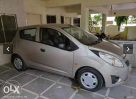 2011 Chevrolet Beat petrol 42000 Kms
